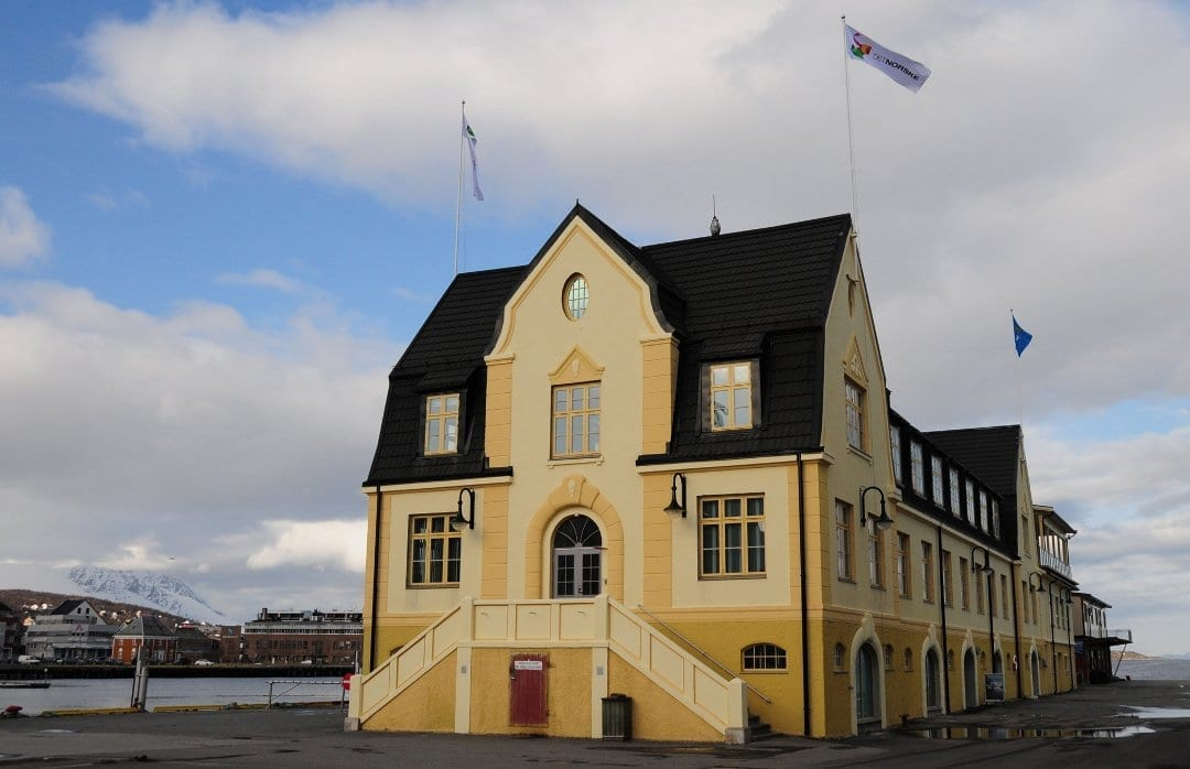 """Featured image for """"Ny havnedirektør i Harstad er tilsatt"""""""